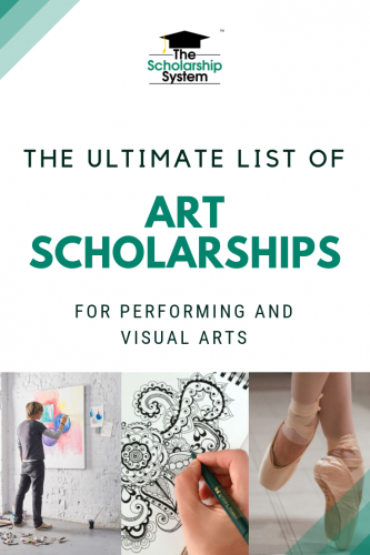 Art scholarships can make a world of difference when you want to pursue your dream and graduate debt-free. Here is an ultimate list of art scholarships.