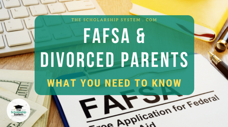 fafsa divorced parents