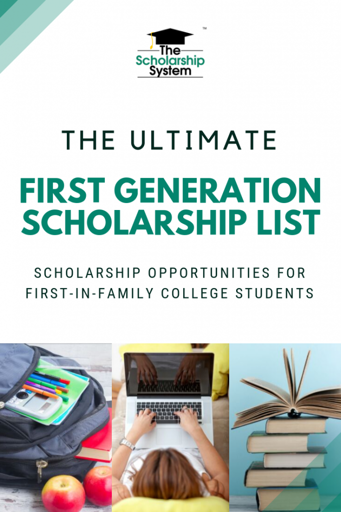 First generation scholarship opportunities make college more affordable for first-gen students. Here's a list of scholarships to explore.