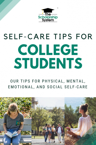 Self-care is critical for mental health. If you're wondering what self-care tips for college students can help, here's what you need to know.