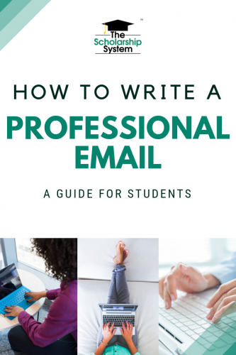 Having proper email etiquette is essential in college and the workplace. Here's a look at how to write a professional email designed with students in mind.