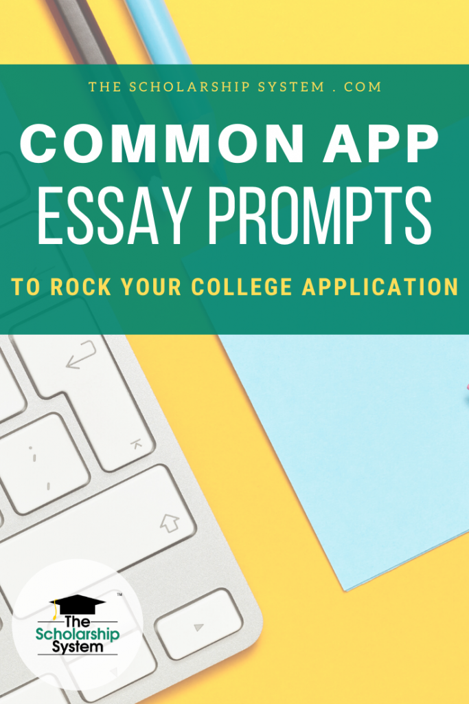 By choosing the right Common App essay prompts, you can nail your college application. Here's what you need to know about Common App essays.