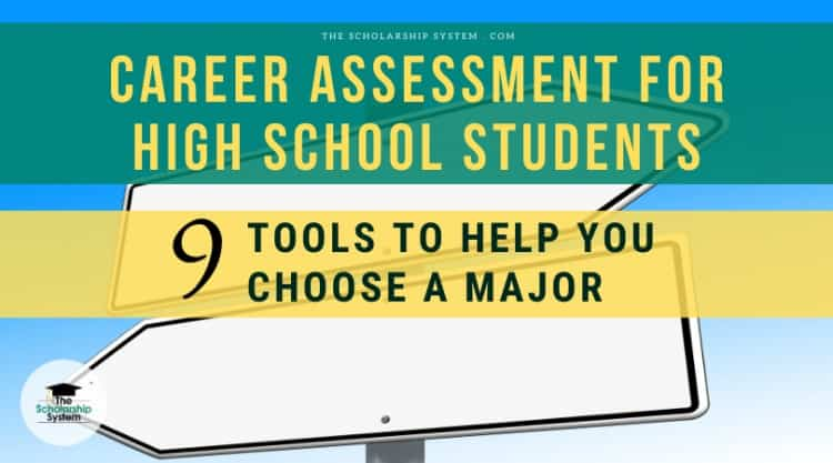 career assessment for high school students