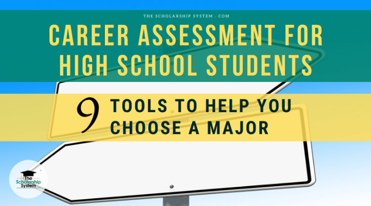 career assessment for high school students
