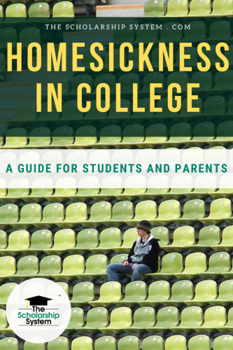 Most students have mixed emotions as they head to school, and homesickness in college students common. Here's a guide for helping homesick students.
