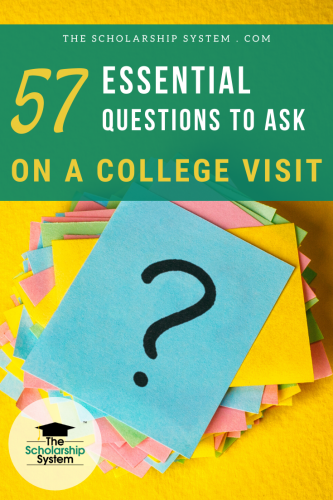 Figuring out what questions to ask on a college visit isn't always easy. Here are some tips that can help ensure you learn everything you need to know.