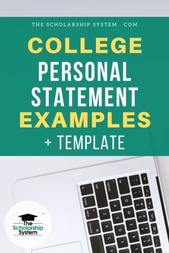 Writing a standout college personal statement doesn't have to be a challenge. Here's a look at how to create an amazing one.