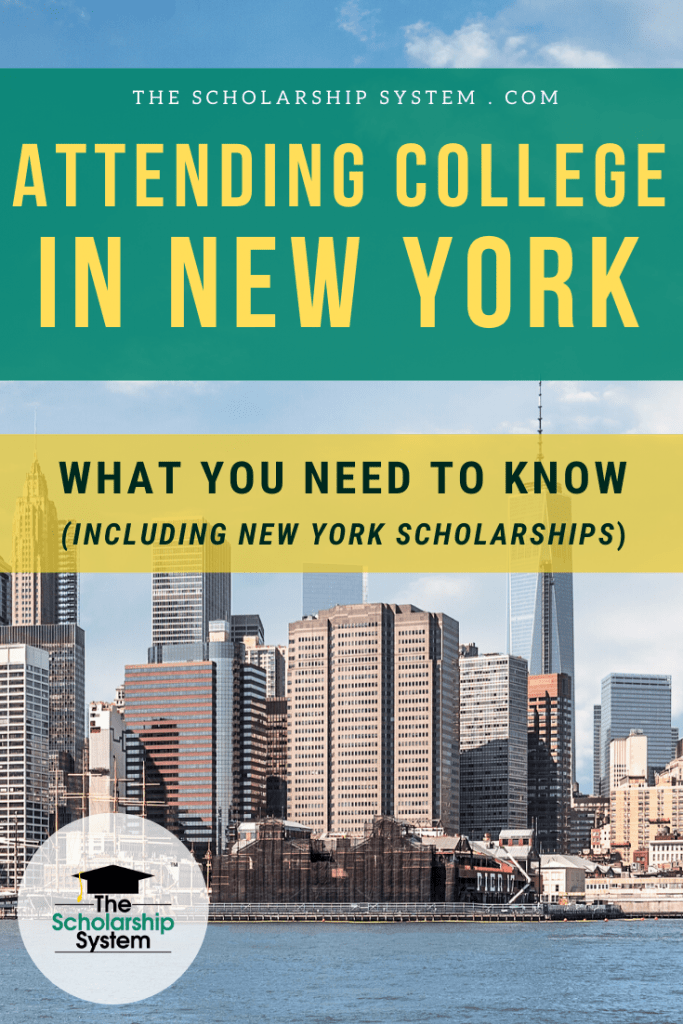 If want to attend college in New York, here's everything you need to know about studying, living, and working there, including New York scholarships