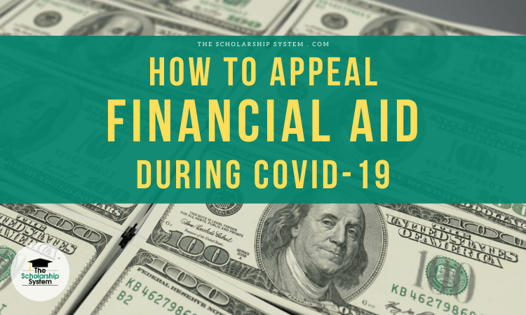 appeal financial aid