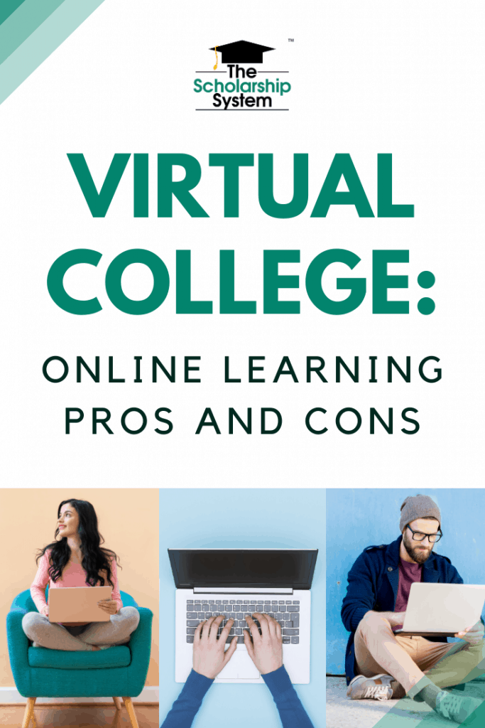 Virtual college is convenient but is isn't right for everyone. If you want to see if it could work for you, here's a look at the online learning pros and cons