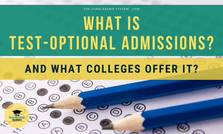 test-optional admissions