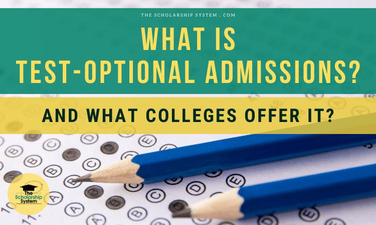 test-optional admissions