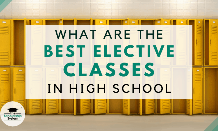 best elective classes in high school