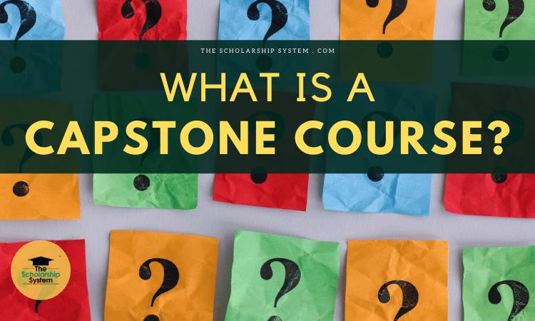 capstone course