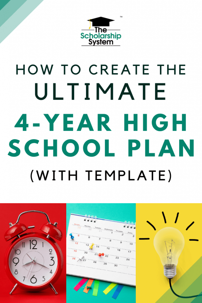 How students navigate high school impacts their success. If you'd like to create the ultimate 4-year high school plan, here's what you need to know.