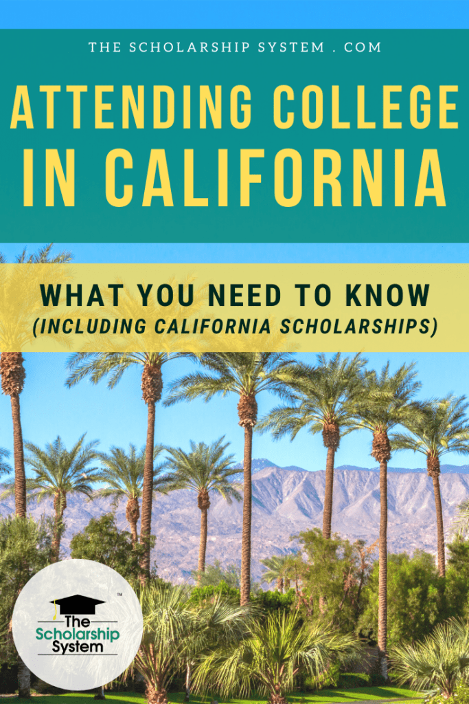 For many students, going to a California college is the dream. If you want to be ready, here's what you need to know about attending college in California