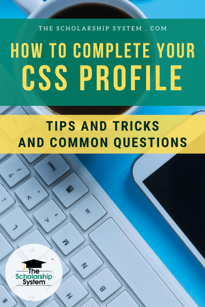 College-bound students might have to complete a CSS profile when they apply for admission. Here's a look at what a CSS profile is, when it's due, and more.