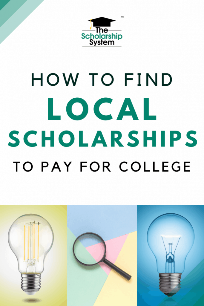 Local scholarships have less competition, which can make them easier to land. If you want to find local scholarships, here's what you need to know.