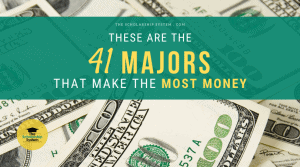 These Are the 41 Majors That Make the Most Money