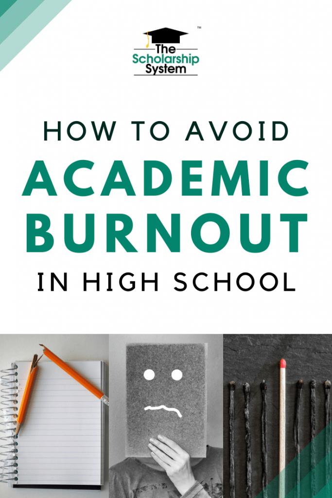 academic burnout
