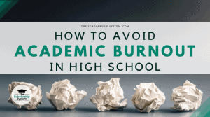 academic burnout