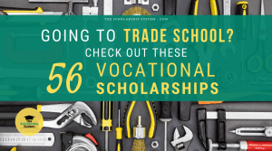 vocational scholarships