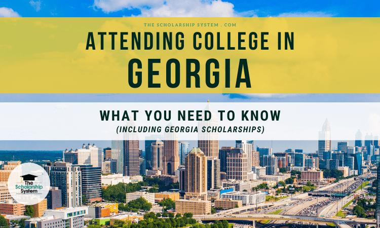 college in Georgia