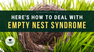 Here's How to Deal with Empty Nest Syndrome