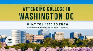 college in washington dc