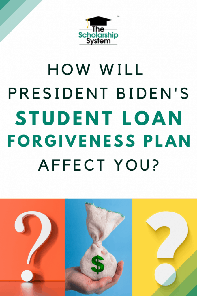 Student loan forgiveness is a hot topic. If you're wondering how President Biden's student loan forgiveness plan affects you, here's what we know so far.