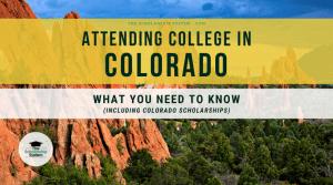 attending college in colorado