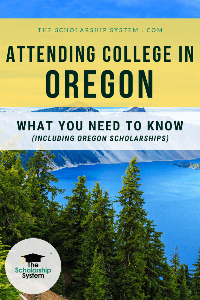 Many students dream of attending college in Oregon. If that's your plan (and you could use some Oregon scholarships), here's what you need to know.