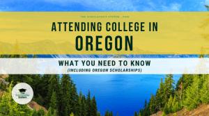 colleges in oregon