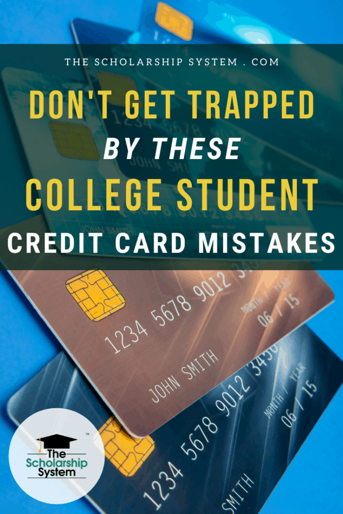 Many college students have little education about dealing with revolving debt, and they often make credit card mistakes. Here's a look at how to avoid them.
