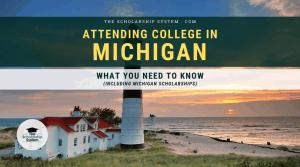 attending college in michigan