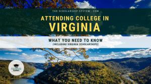 attending college in virginia