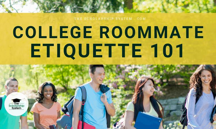 college roommate etiquette