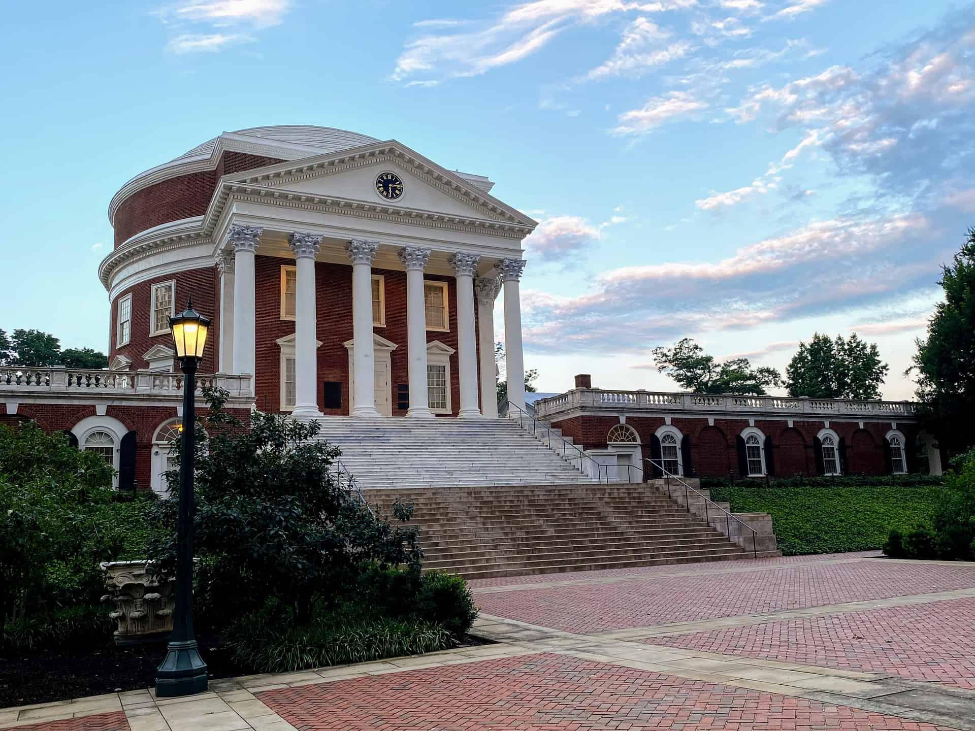 best universities in virginia