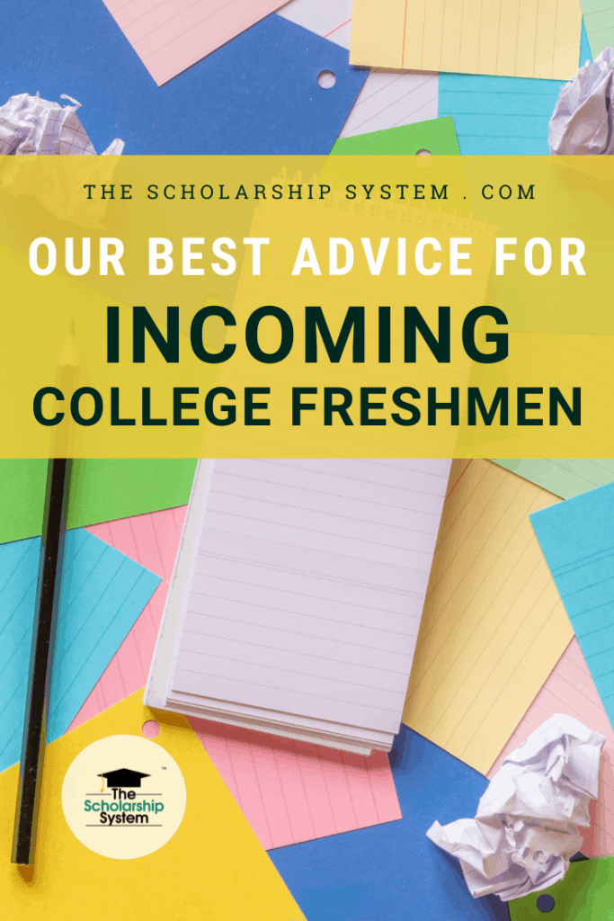 Many students have only a basic idea of what college life is like. To make sure you're ready, here's some advice for incoming college freshmen that can help