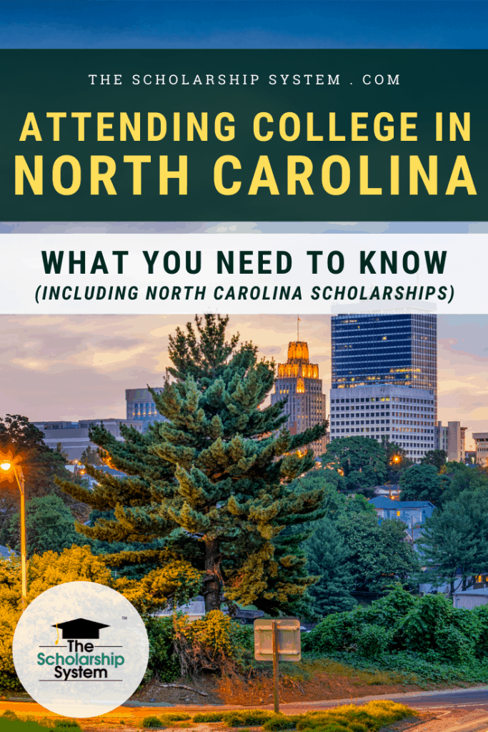 Many students dream of attending college in North Carolina. If that's your plan (and you'd like North Carolina scholarships), here's what you need to know.
