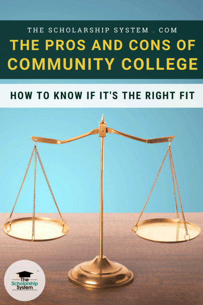 Deciding whether community college is right for you is challenging. To make it easier, here are the pros and cons of community college