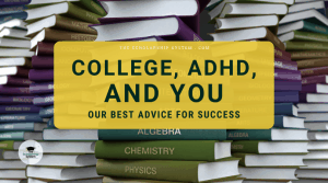 college adhd and you